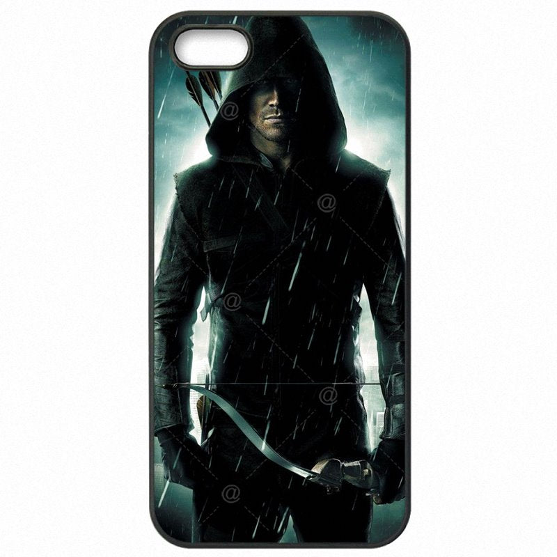 Hard Phone Shell Case For Meizu M3 Note Justice League Green Arrow Oliver Queen US Comic TV Series Nova