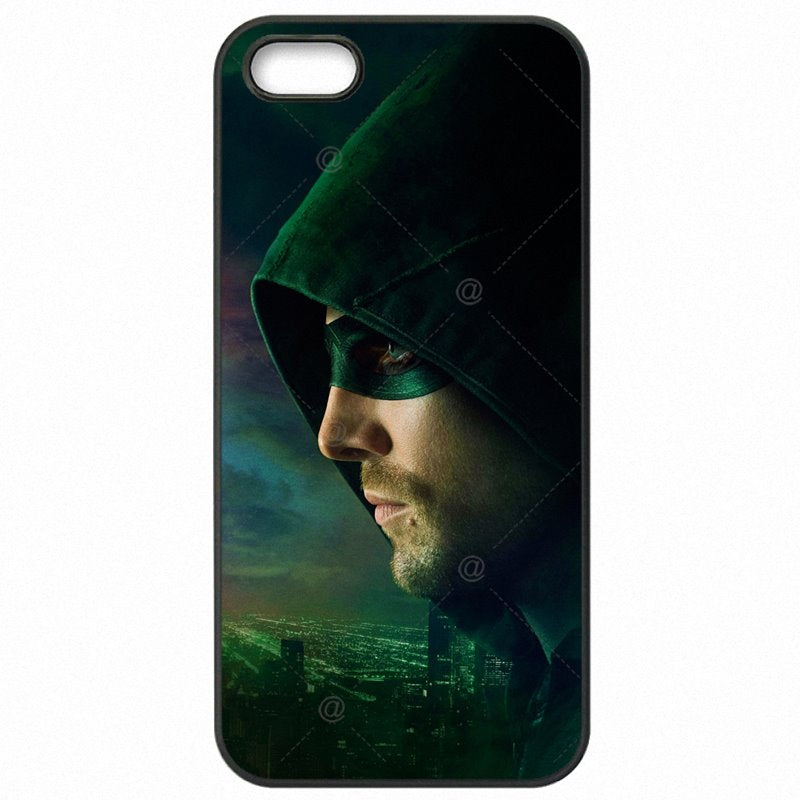 Drop shipping For LG G3 D850 Justice League Green Arrow Oliver Queen US Comic TV Series Cell Phone Fundas