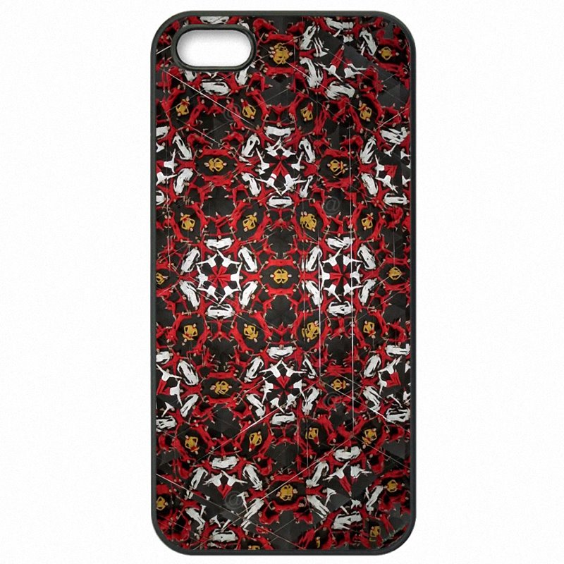 Mobile Phone Cover Shell Kaleidoscope Hypnotic Geometric Compositions For Galaxy S4 Mini I9195I Places To Buy
