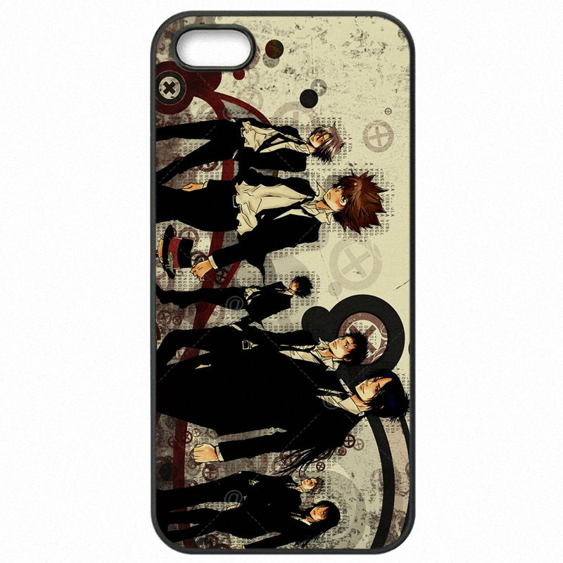 Accessories Pouches Skin Case For Lenovo A2010 4.5 inch Katekyo hitman reborn Sawade Tsunayoshi Anime Classic