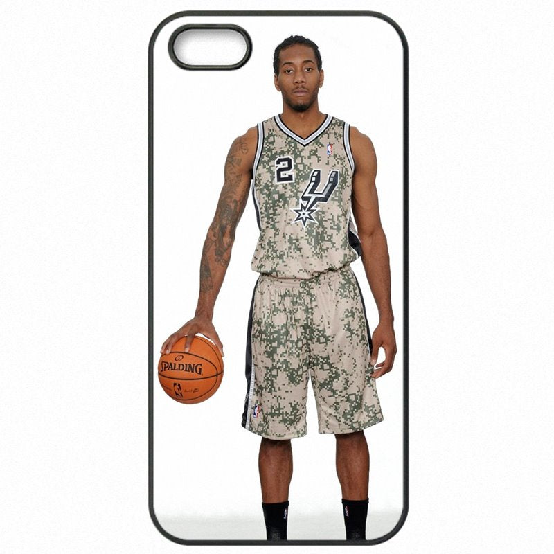 Protector Phone Bags Kawhi Leonard USA San Antonio Spurs Star For iPhone 6S A1687 Quality