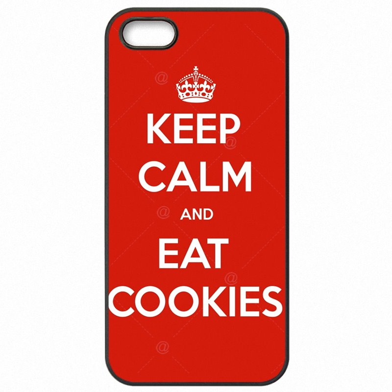 Cell Phone Skin Keep Calm And Eat A Cookie For Lenovo K6 Plus Achat