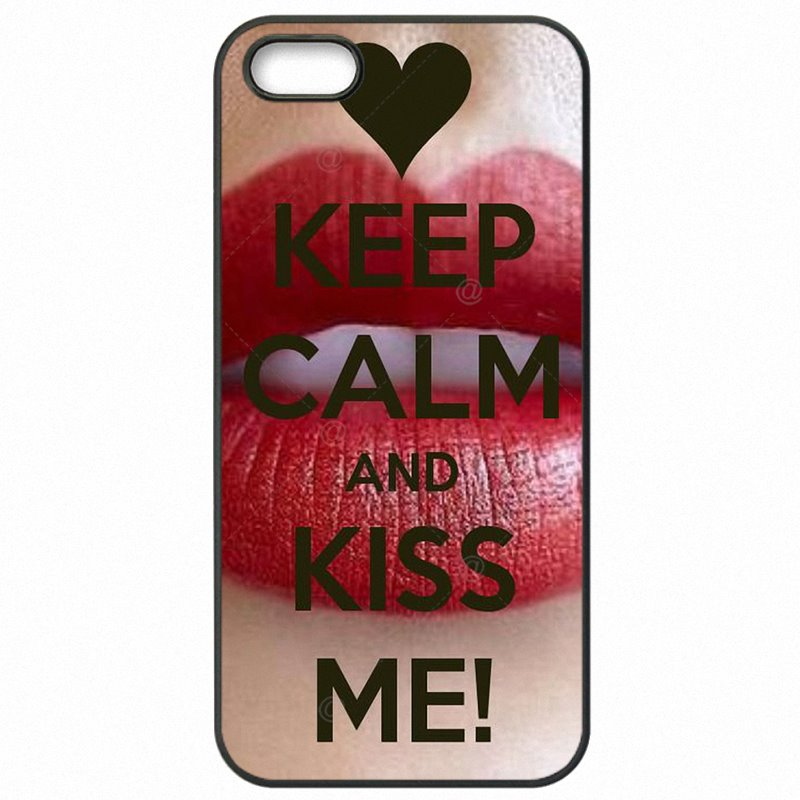 Accessories Pouches Skin Keep Calm And Kiss Me Poster For One Plus Three Colorways