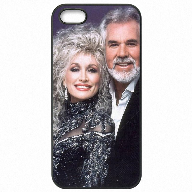 Plastic Phone Fundas For Lenovo K3 Note Kenny Rogers Gambler Country singer Poster Customize