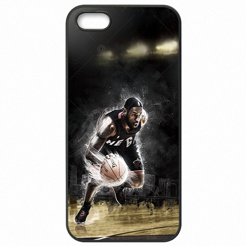 Accessories Pouches Skin King LeBron Raymone James Basketball Star Logo For Sony Z4 compact Cool