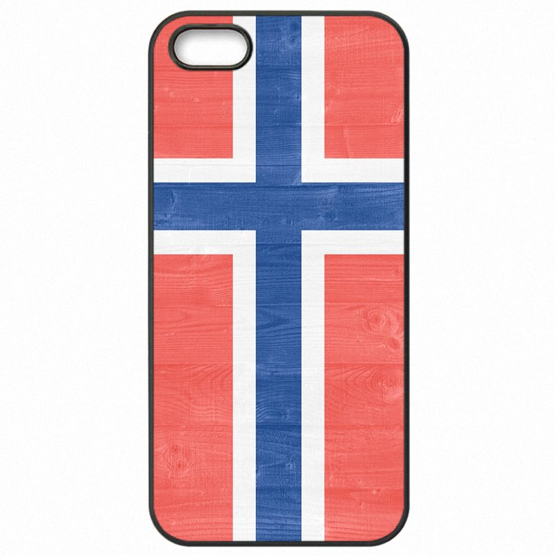 Mobile Phone Skin For Galaxy S5 Active G870A Kingdom of Norway Realistic Flag Banner Achat