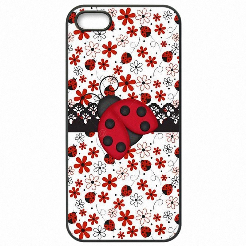 Hard Phone Bags Shell For Sony Xperia XA F3111 Lady bug Ladybug ladybird Pattern Art Sale
