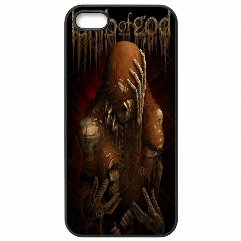 Hard Mobile Phone Cover Lamb of God Heavy metal rock music Poster For Galaxy J1 2015 Precio