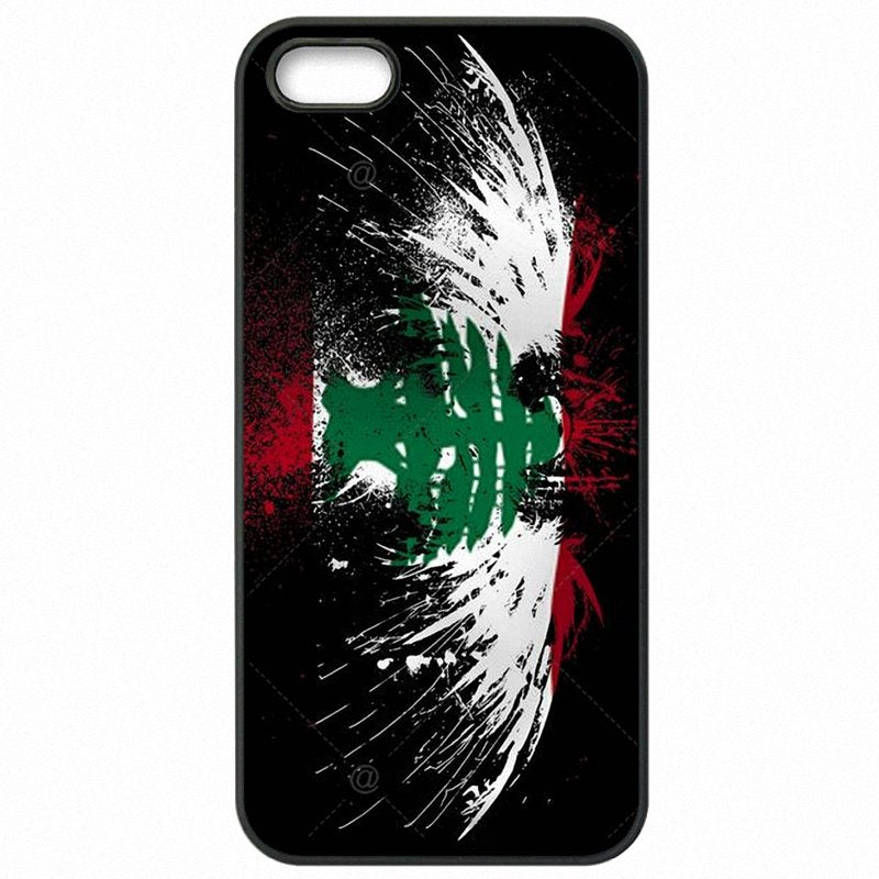 Discount Online For Xiaomi Redmi 3 Lebanese Grungy Flag Banner Mobile Phone Covers