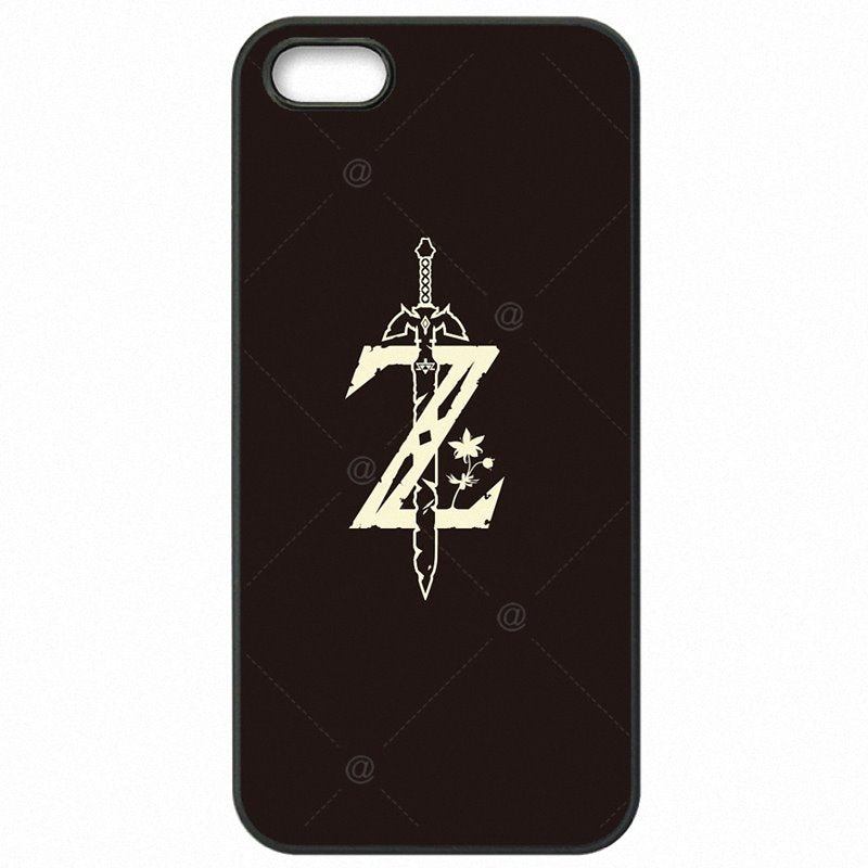 Hard Mobile Phone Bags Case Legend of Zelda BREATH OF THE WILD Logo Poster For Xiaomi Redmi 3 5 inch Acheter