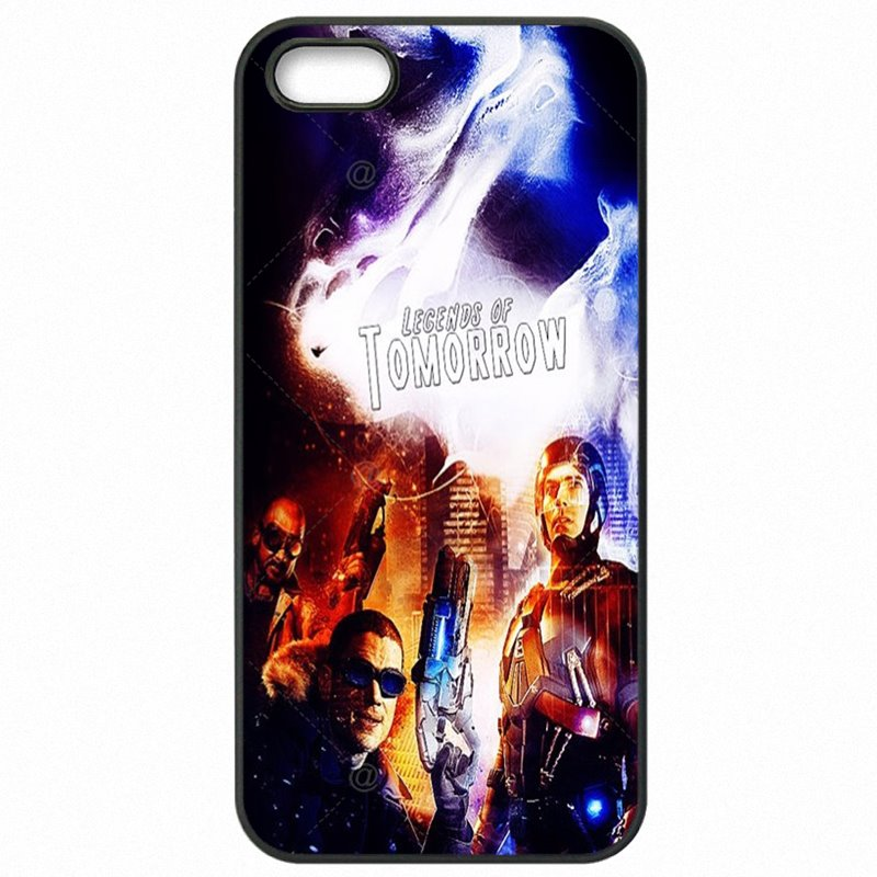 Amazing For Galaxy Note Edge N915X Legends of Tomorrow 2016 DC Movie Poster Hard Plastic Phone Case Capa