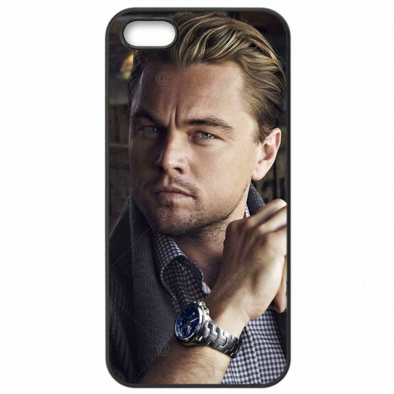 Originals Leonardo Dicaprio Young White Swan Portrait For Huawei Ascend P9 Lite Mobile Pouch Covers Case