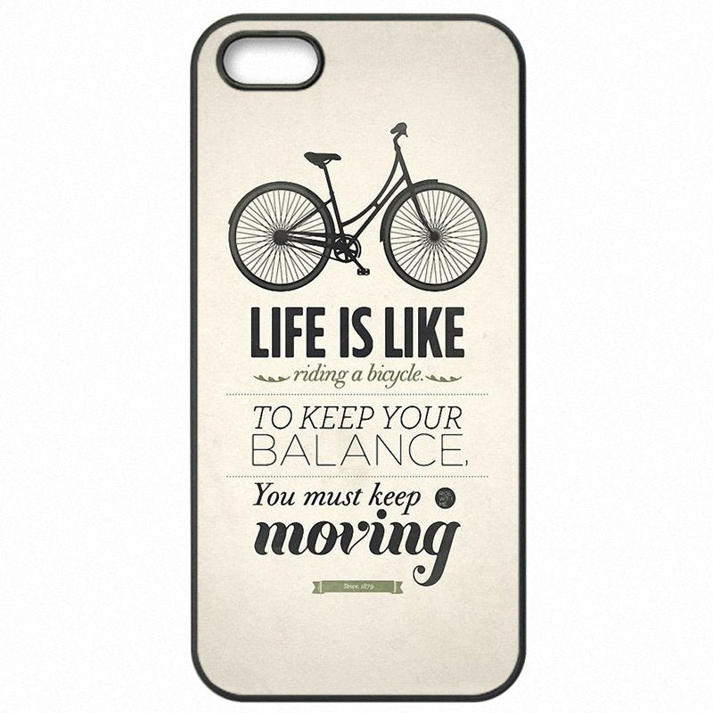 For Sony Case Hard Phone Cases Cover Love Bike Bicycles quotes Art Poster For Sony Z4 Compact E5663 Coloured