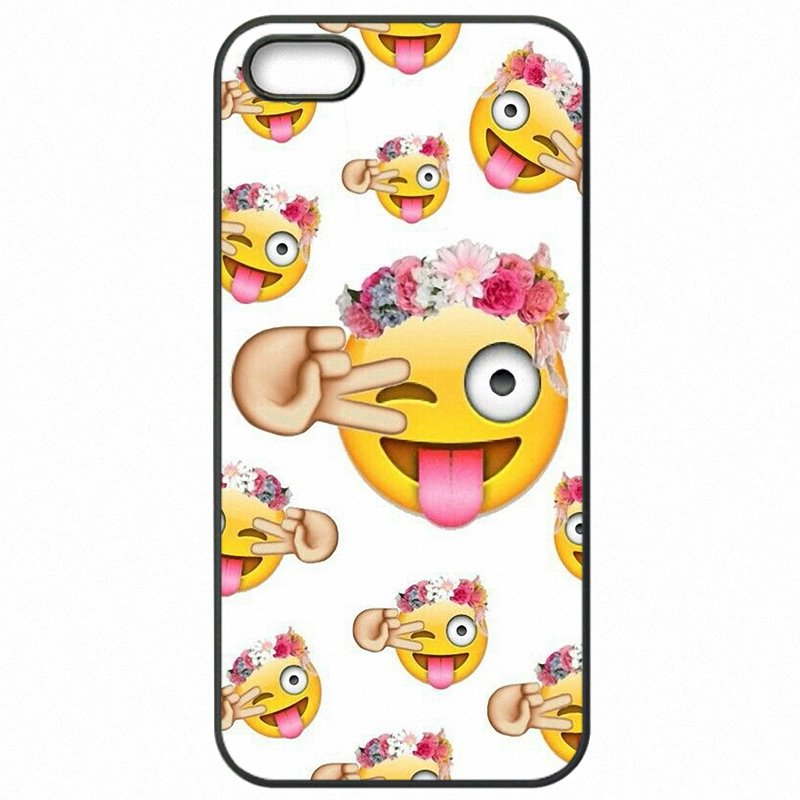 Mobile Pouch Bags For Nokia Lumia 650 Love Smilies face emoji Art Print Poster Online