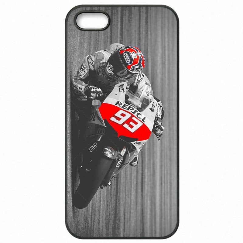Hard Plastic Phone Cover Shell For Sony Xperia Z2 Mini Marc Marquez Moto Gp 93 Art Pattern Designs For Sony Case