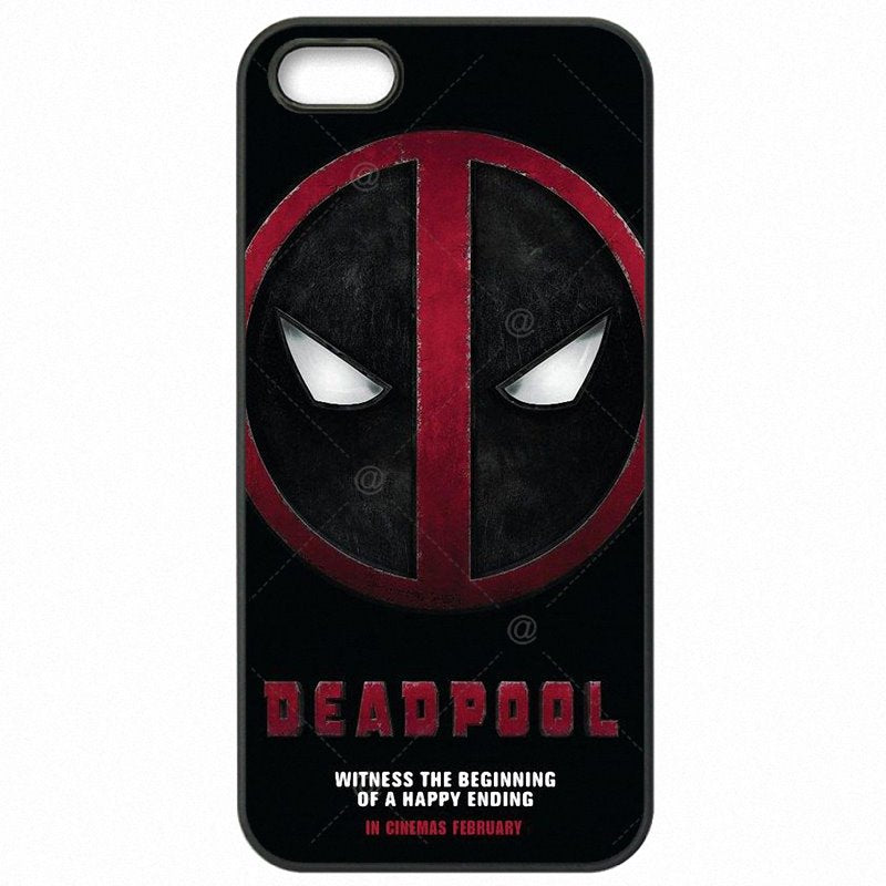 Mobile Pouch Cases Cover Marvel Avengers Superhero Deadpool DC comics Movie For Sony Xperia XA F3115 Youth Girls