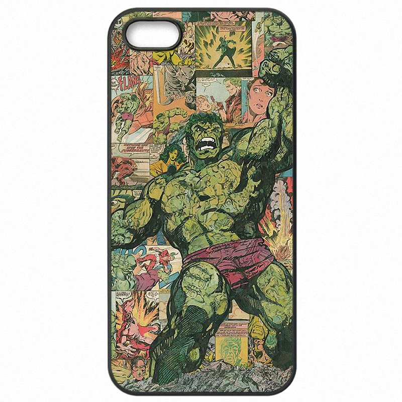 Durable Marvel Comics Hulk Crazy giants Superhero Robert Bruce For Galaxy Note 4 N910S Protective Phone Cover Case