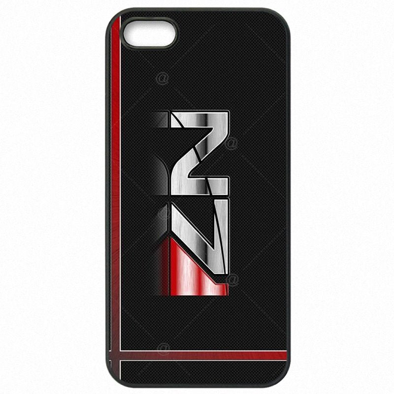 Yeni Mass Effect N7 Armour Logo Print For Huawei P8 Lite 5 inch Cell Phone Skin Shell