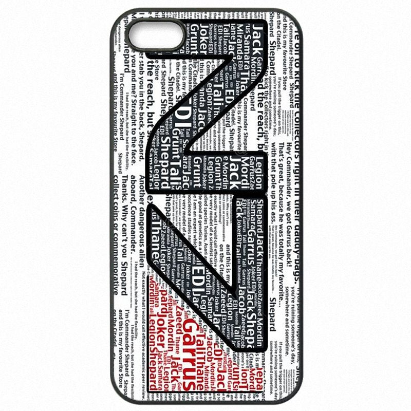 Cell Phone Fundas Mass Effect N7 Armour Logo Print For LG G4 H818N Cheap