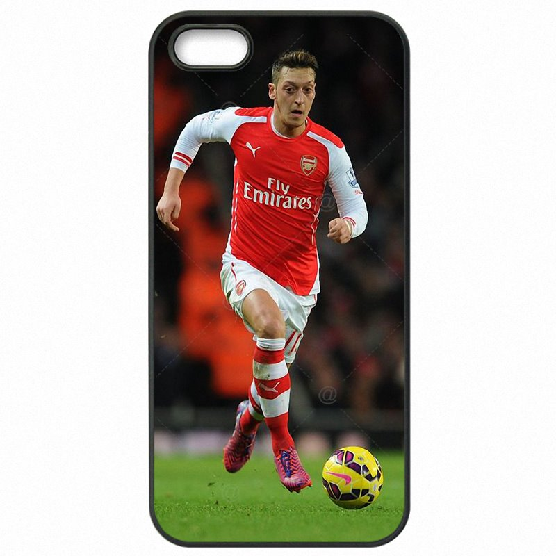 Mobile Phone Skin Case Mesut Ozil arsenal Soccer Star Europe For Galaxy Note 4 N9108V Cool