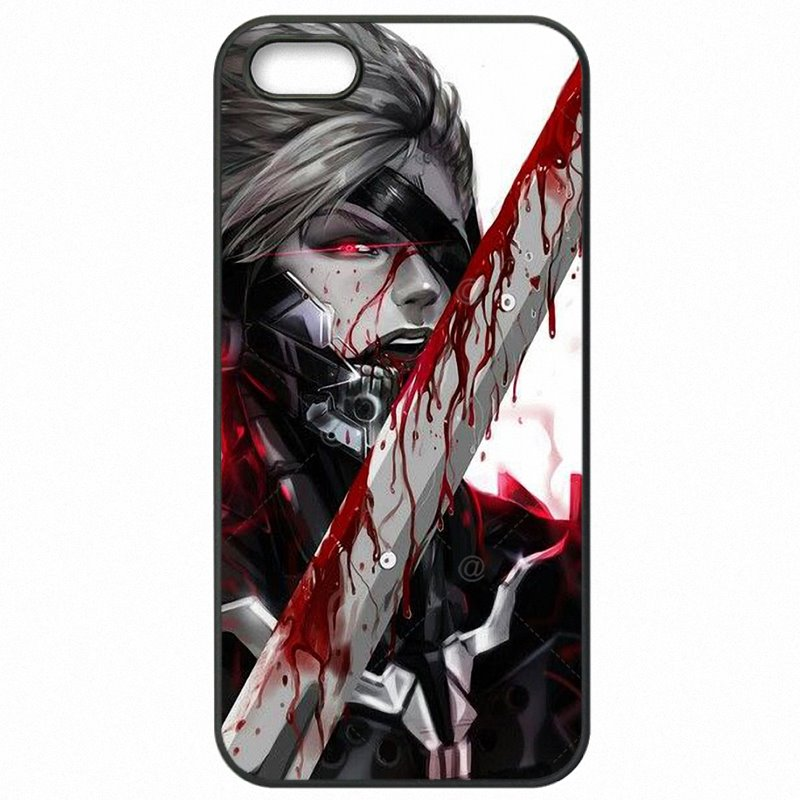 Black Friday For Galaxy S7 Edge G935R Metal Gear Rising MGS Games Art Pattern For Samsung Case Hard Phone Shell