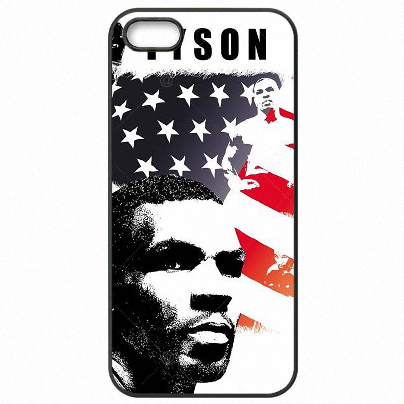 Less Expensive Mike Tyson Pro Boxing Star Pattern For HTC One 2013 Plastic Phone Bags For HTC Case