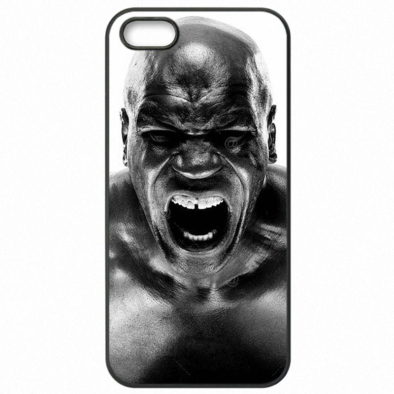 Protective Phone Case Mike Tyson Pro Boxing Star Pattern For Sony Xperia Z5 Mini Funny
