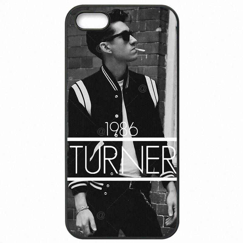 Moins Cher For Huawei Ascend Mate 7 Mine Alex Turner Arctic Monkeys Music Band Mobile Pouch Cases Cover