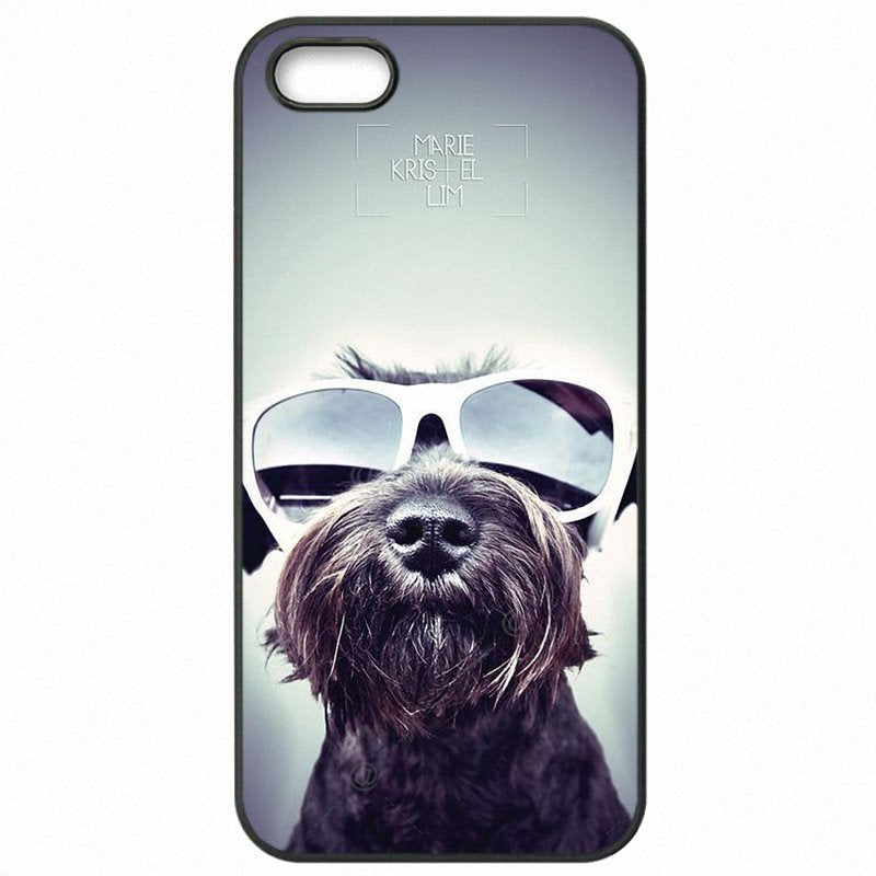 Comprar Miniature Schnauzer Puppy dog Art For HTC One 2013 Protector Phone Cover Fundas For HTC Case