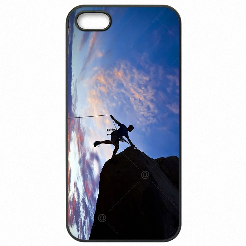 Mobile Phone Bags Mountain Climbing Adventure Sports Print For Galaxy A3 2016 A310Y For Men