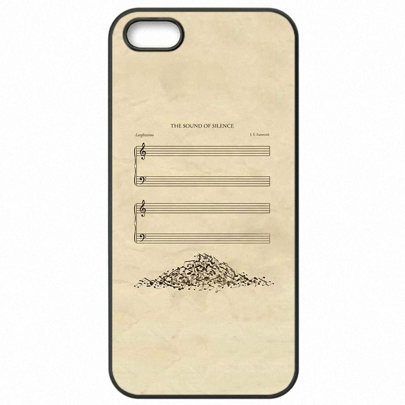 For Ladies Musical NOTES MUSIC IS LIFE Art Poster For LG Angler H79 H791 Plastic Phone Bags Case For Google Case