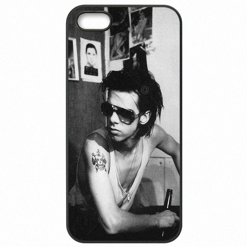 TPU Hard Phone Case Cover For Galaxy J5 2016 NICK CAVE The Most Stylish Musicians of All Time Replacement