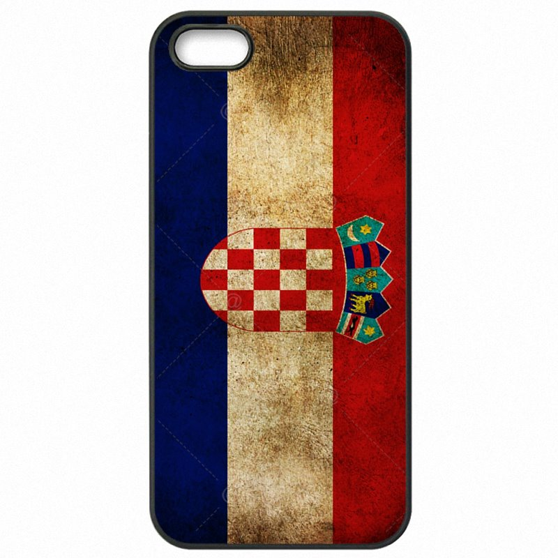 Hard Mobile Phone Bags National Flag Croatia Banner Art For One Plus 3 Rain Collection