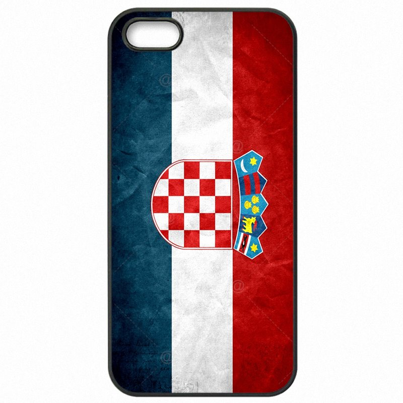 Newest National Flag Croatia Banner Art For Lenovo A6000 Plus Accessories Phone Bags
