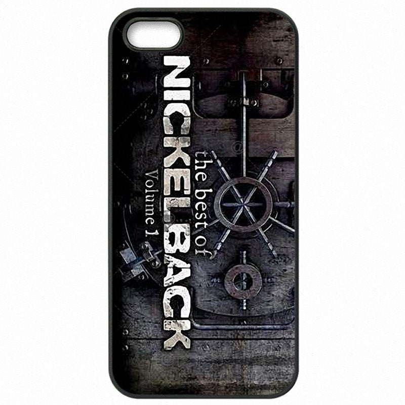 Choose Nickelback Chad Kroeger Canada Famous band For Galaxy S5 Active Hard Phone Skin Case