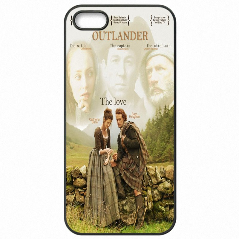 Sexy For Galaxy A5 2016 A510FD OUTLANDER TV Jamie Fraser Printed Mobile Phone Accessories