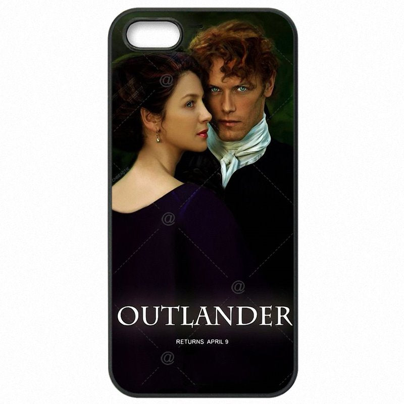 Compatible For iPhone 6S Plus OUTLANDER TV Jamie Fraser Printed Plastic Phone Skin