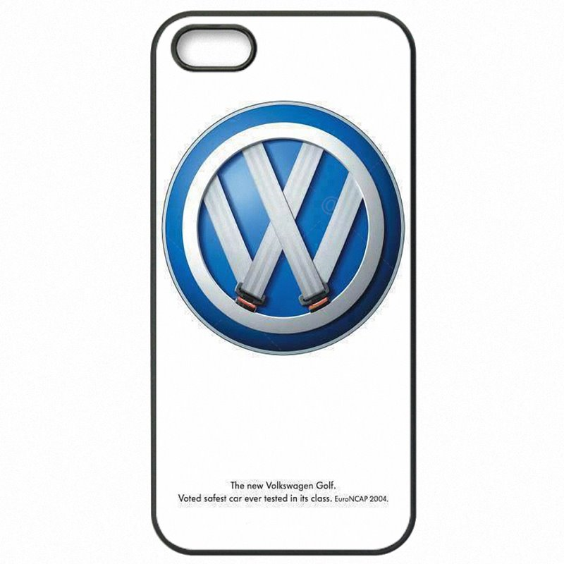 Lady For Huawei P10 Lite 5.2 inch Old Broken Volkswagen VW Car Logo Mobile Phone Skin