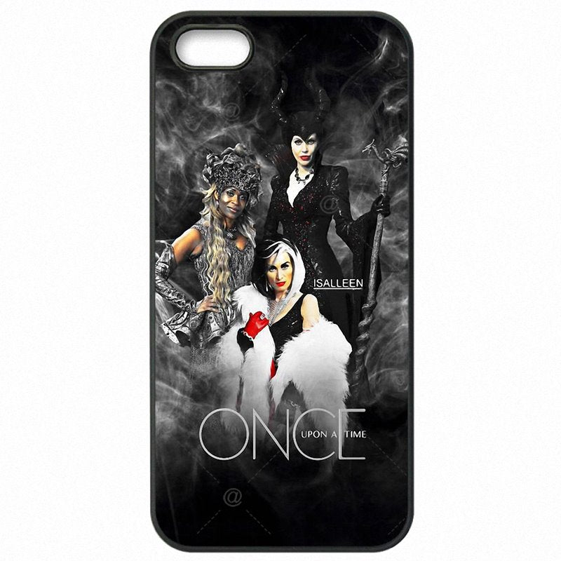 Less Once Upon A Time Book TV Series Print For Sony Z4 Compact E5663 Hard Phone Bags