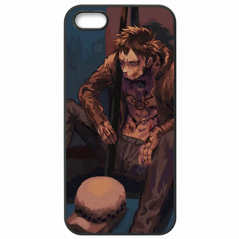 Junior For LG K4 LV1 One Piece Trafalgar D. Water Law Art Hard Phone Cover Bags
