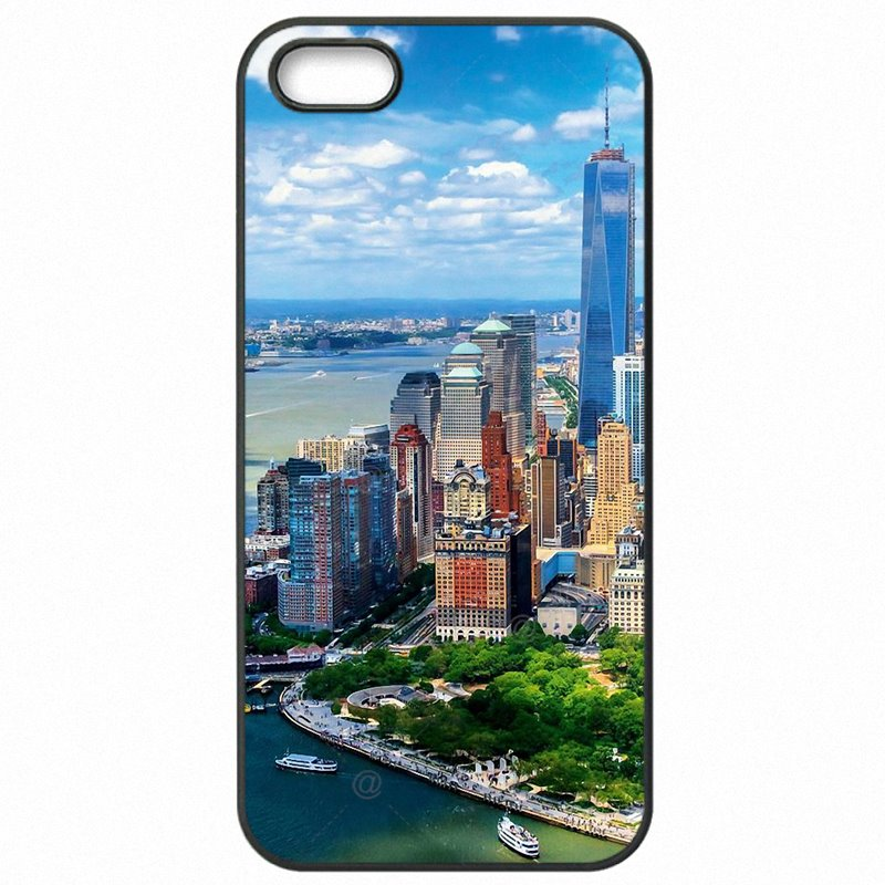 Accessories Phone Shell Case For Sony Xperia X One World Trade Center NYC Freedom Tower Order