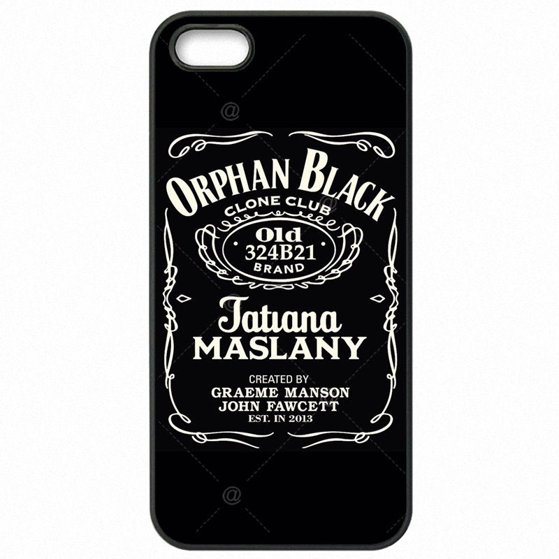 Personalisation Orphan Black Clone Club Poster For Galaxy Note Edge N915A Hard Phone Cases Cover