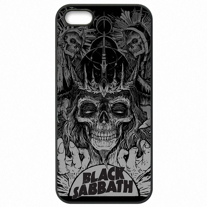 Best Discount Ozzy Osbourne Black Sabbath Rock band Poster For Sony Xperia XA F3115 Hard Mobile Phone Bags