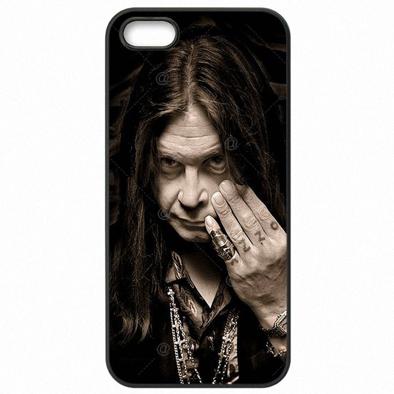 Most Popular Ozzy Osbourne John Michael Black Sabbath For Galaxy J2 2016 J2100 Hard Mobile Phone Accessories For Samsung Case