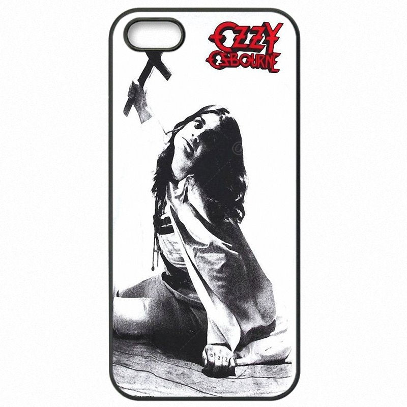 For Sony Case Mobile Pouch Skin Shell Ozzy Osbourne John Michael Black Sabbath For Sony Xperia X F5121 Womens