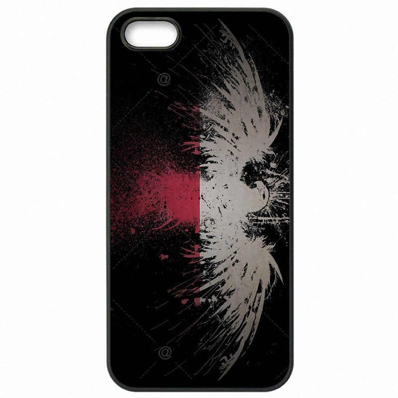 Hard Mobile Phone Case For Huawei P9 Lite 2016 PL Retro Poland National Flag Banner Sweet