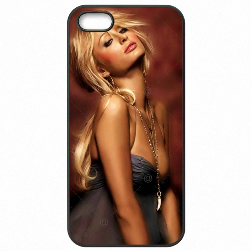 Amazing For Nokia Lumia 830 Paris Hilton Sexy star New York USA Cell Phone Skin Case