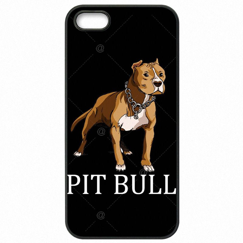 Hard Plastic Phone Cover Pastel Puppy Pitbull Dogs Art Painting Pattern Animal For Galaxy A5 2016 A510FD Jeunesse