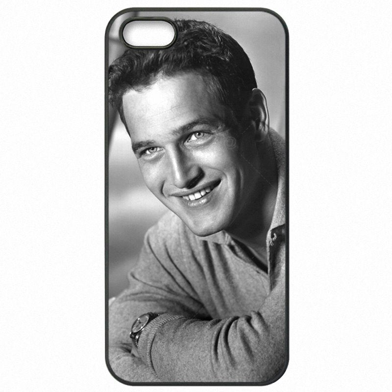 Lady For One Plus Three Paul Leonard Newman famous American racing player Mobile Phone Cover Skin