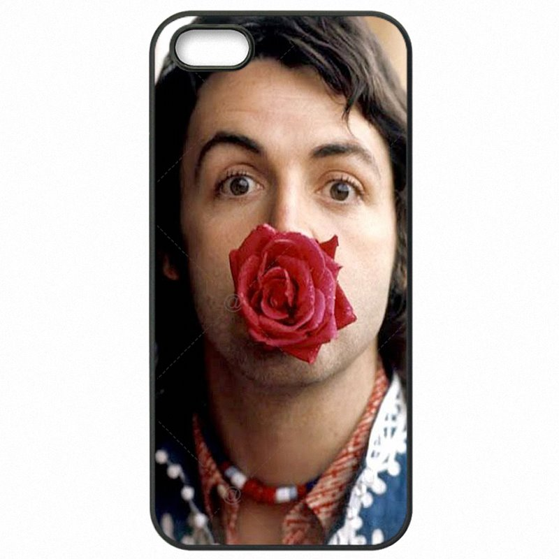Personalized For Galaxy J7 Prime G610DS Paul McCartney Great portrait of Singer Protector Phone Covers Case